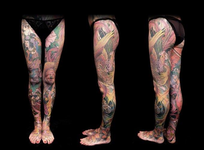 Путеводитель по культуре японских татуировок. Изображение № 13.