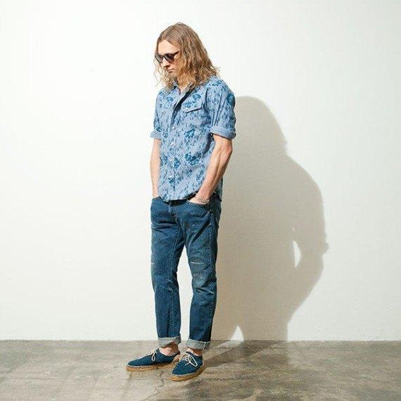 Марка Nonnative опубликовала лукбук летней коллекции одежды. Изображение № 1.
