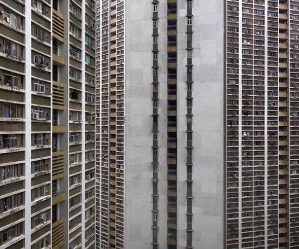 Впечатляющие виды Гонконга. Изображение № 9.