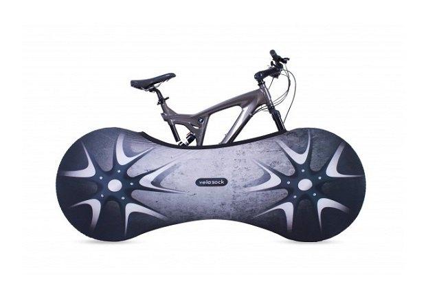 В Латвии разработали «носки» для велосипедов. Изображение № 2.