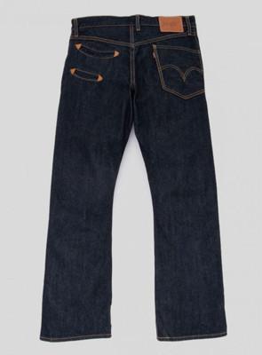 Совместная коллекция Levi's Left Handed Jean и Levi's Japan. Изображение № 8.