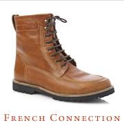 Хайкеры, высокие броги и другие зимние ботинки в интернет-магазинах. Изображение № 11.
