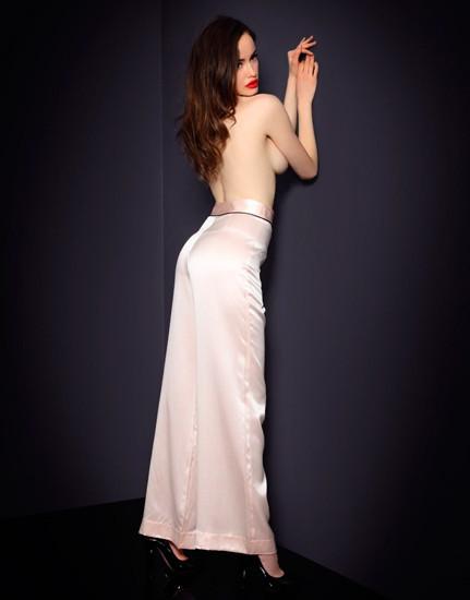 Австралийская модель Сара Стивенс снялась в рекламе Agent Provocateur . Изображение № 33.