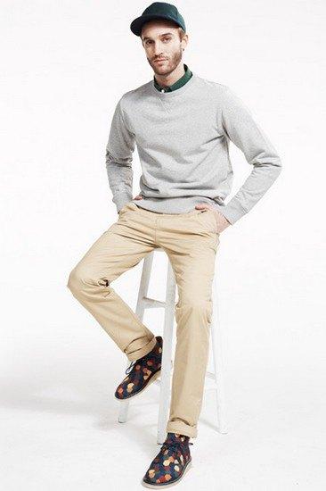 Марка Saturdays Surf NYC выпустила лукбук осенней коллекции одежды. Изображение № 5.