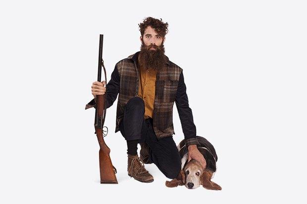 Марка Monsieur Lacenaire выпустила охотничий шутер в поддержку новой коллекции одежды. Изображение № 1.