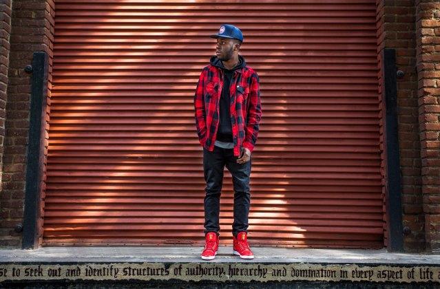 Марка Adidas Originals представила лукбук перезапущенной линейки кроссовок Top Ten . Изображение № 4.