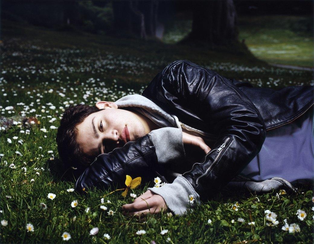 Нежный возраст: Подростки-гомосексуалы в фотопроекте Майкла Шарки. Изображение № 1.