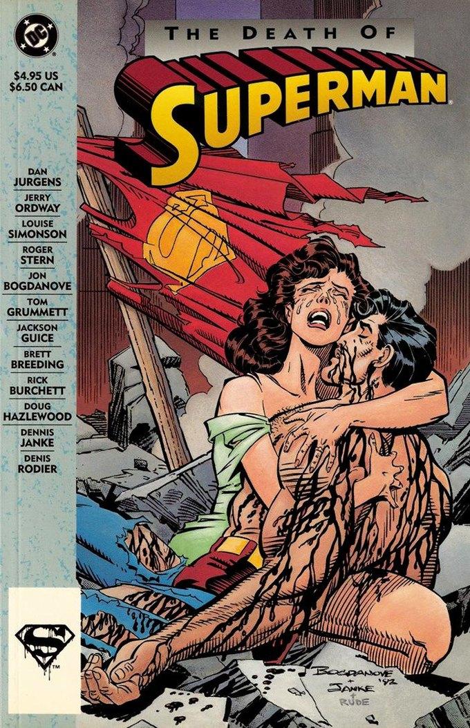 Смерть им к лицу: Как умирали и воскресали культовые супергерои. Изображение № 2.
