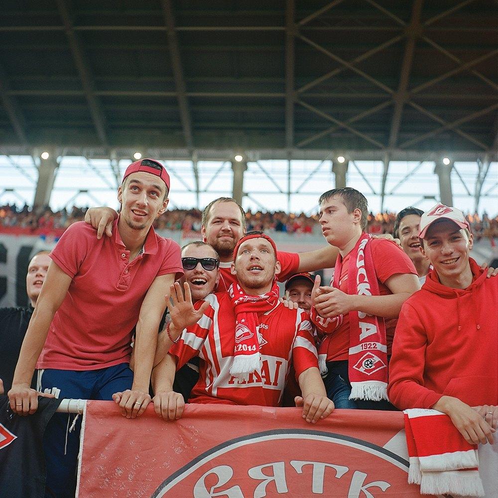 Фоторепортаж: Матч открытия нового стадиона «Спартака». Изображение № 8.