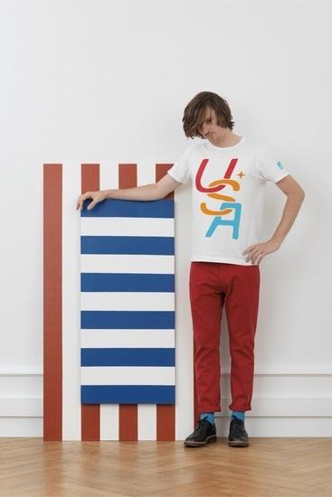 Французская марка Sixpack представила осенний лукбук. Изображение № 7.