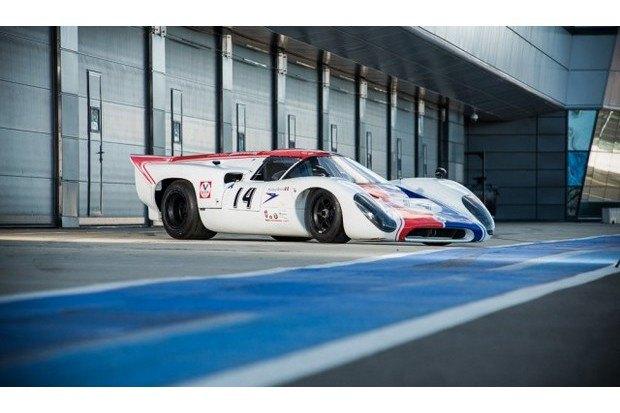 Гоночный автомобиль Lola T70 из фильма «Ле-Ман» со Стивом Маккуином выставлен на аукцион. Изображение № 3.