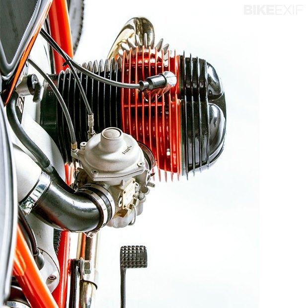 Мастерская Cytech представила новый кастомный мотоцикл BMW R90/6 Hustler. Изображение № 3.