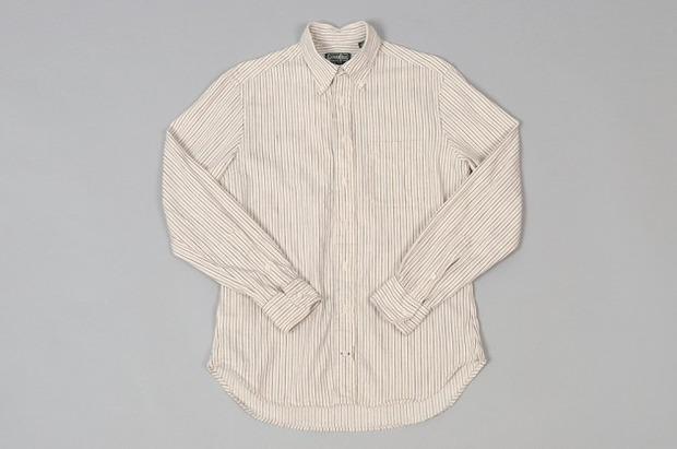 Марка Gitman Bros. представила новую коллекцию рубашек своей линейки Holiday. Изображение № 12.