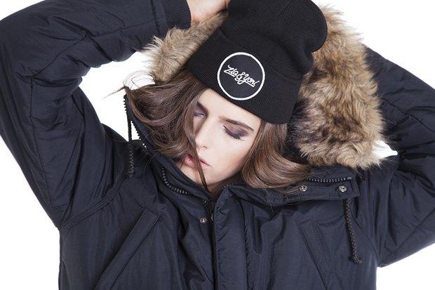 Российская модель Даша Малыгина снялась для нового лукбука марки Ziq & Yoni. Изображение № 13.