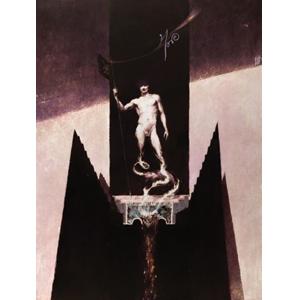 5 русских художников, оформляющих обложки альбомов экстремального метала. Изображение № 16.
