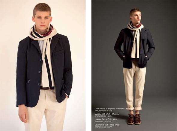Лукбук Woolrich Woolen Mills F/W 2011-2012. Изображение № 5.