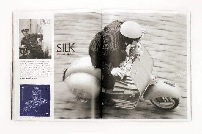 Роспечать: 15 журналов о мужском стиле, которые можно купить в Москве. Изображение № 57.