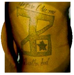 Гид по культуре американских тюремных тату. Изображение № 10.