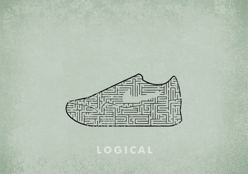 Книга иллюстраций, посвящённая кроссовкам Nike Air Max. Изображение № 6.