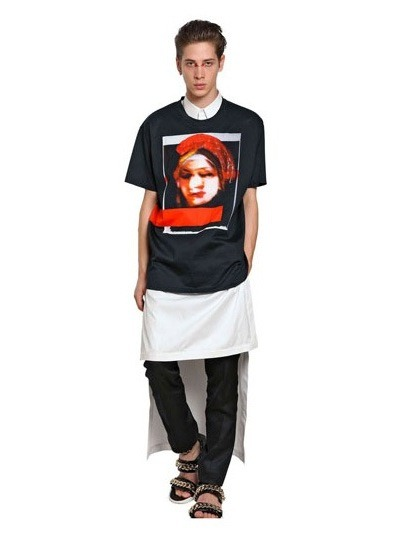 Givenchy выпустили коллекцию футболок с изображением Мадонны. Изображение № 33.