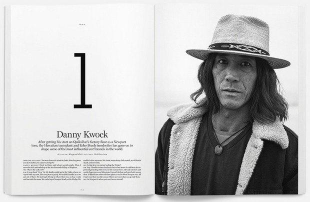 Вышел второй номер журнала Saturdays Magazine американской марки Saturdays Surf NYC. Изображение № 15.
