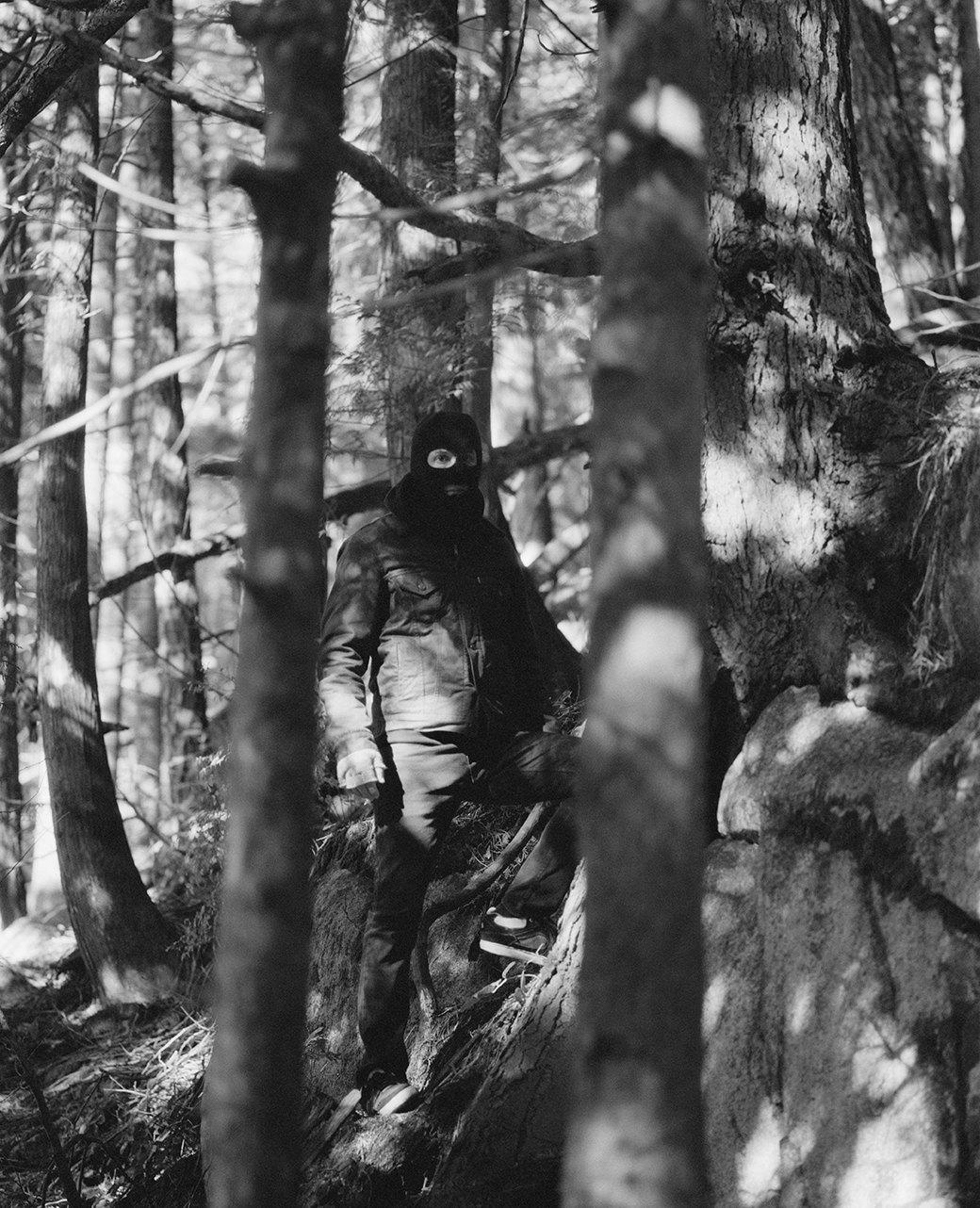 BA.KU.: Фотопроект о загадочной субкультуре канадских скейтеров-металлистов. Изображение № 2.