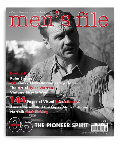 Special Issue: Men's File — журнал о вещах, не выходящих из моды. Изображение № 6.