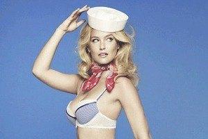 Модель Бар Рафаэли снялась в рекламе белья Passionata. Изображение № 12.
