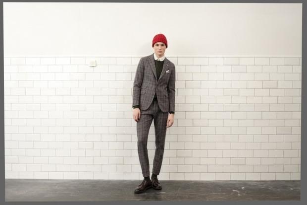 Марка Gant Rugger опубликовала второй лукбук осенней коллекции одежды. Изображение № 4.