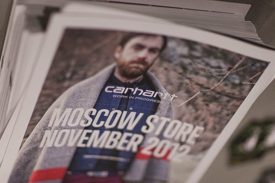 Детали: Репортаж с открытия магазина Carhartt . Изображение № 21.