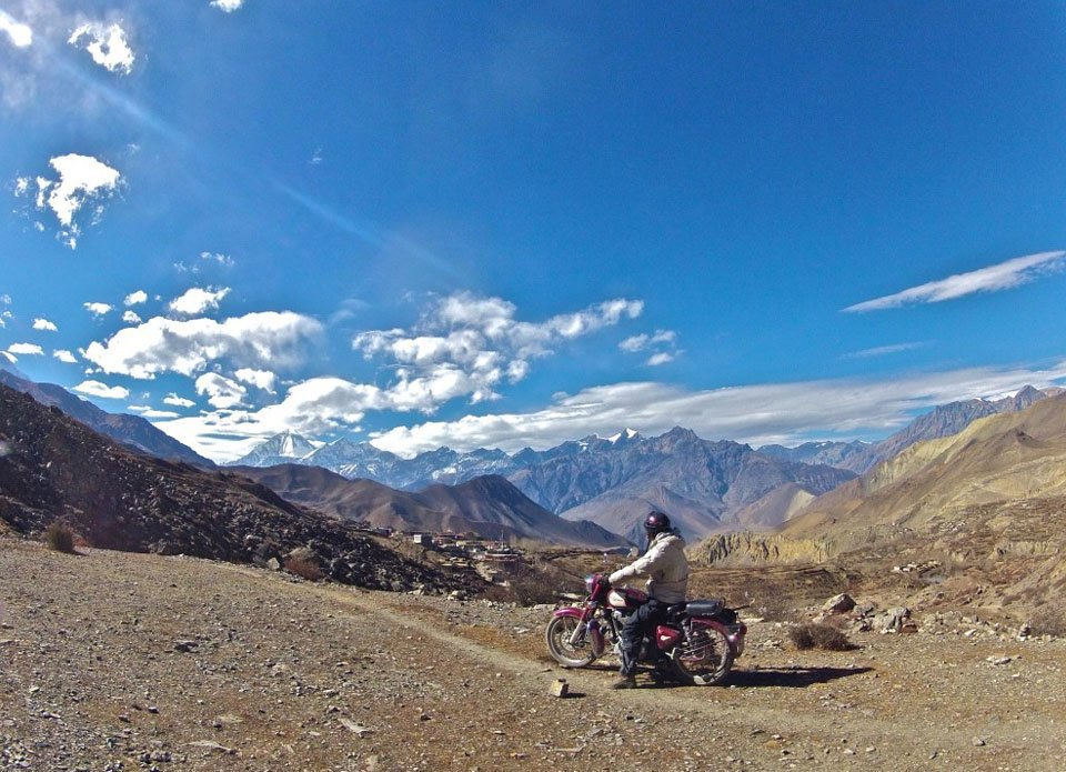 «Нет ничего лучше гор, мотоцикла и бесконечной дороги под ним»: Путешествие по Азии на двух колёсах. Изображение № 16.