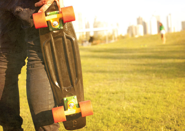 Марка Penny Skateboards опубликовала лукбук весенней коллекции. Изображение № 7.