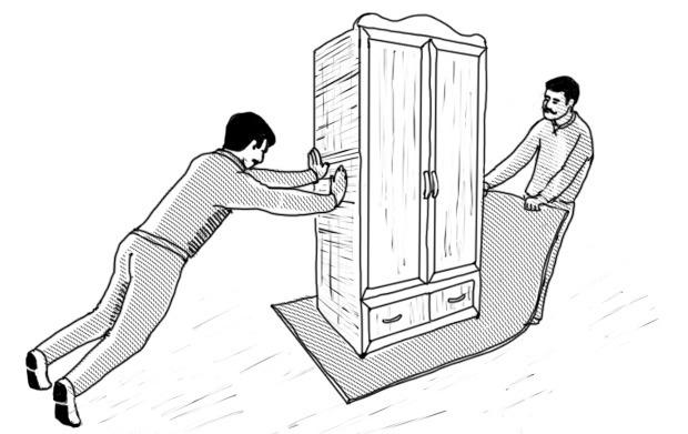 Совет: Как затащить постель. Изображение № 16.