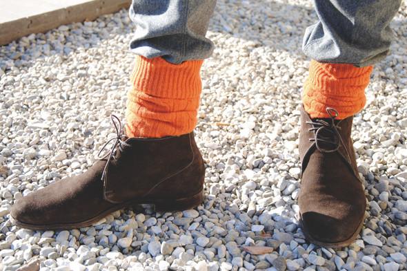 Детали: Репортаж с выставки мужской одежды Pitti Uomo. День второй. Изображение № 30.