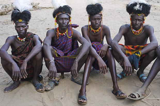 Жители древних цивилизаций как гуру мужского стиля и источник вдохновения. Изображение № 21.