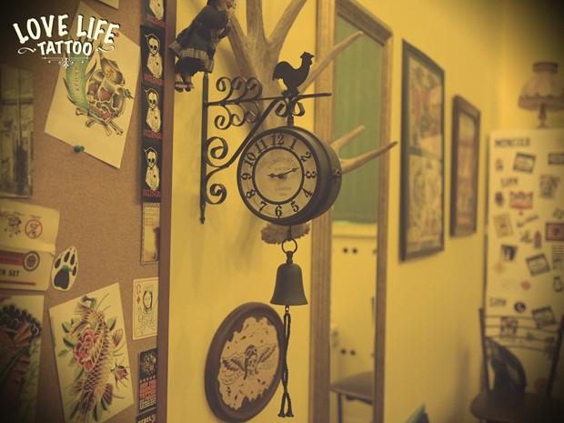 Репортаж из нового помещения Love Life Tattoo. Изображение № 10.