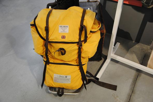 В такой рюкзак несложно уместить всю жизнь. Ну или по крайней мере самые важные ее составляющие.. Изображение № 17.