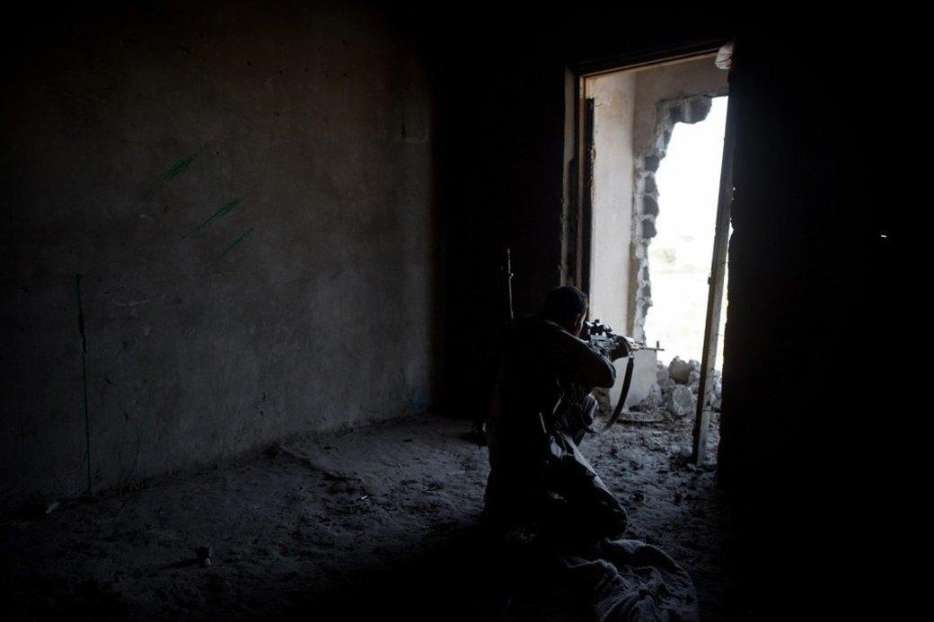 Объективный взгляд: 10 современных военных фотографов . Изображение № 10.