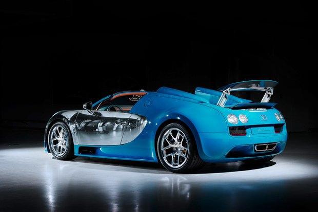 Bugatti представили новый суперкар, созданный в честь гонщика Meo Костантини. Изображение № 4.