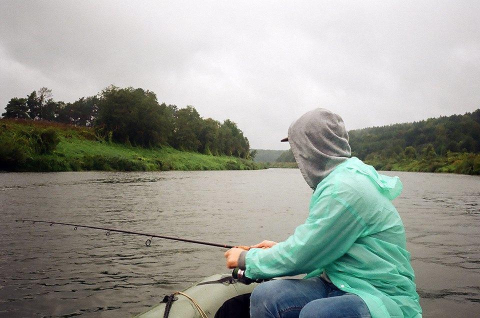 Фоторепортаж: Как редакторы FURFUR съездили на рыбалку. Изображение № 27.