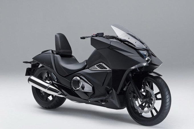 Honda представила два футуристических мотоцикла . Изображение № 5.