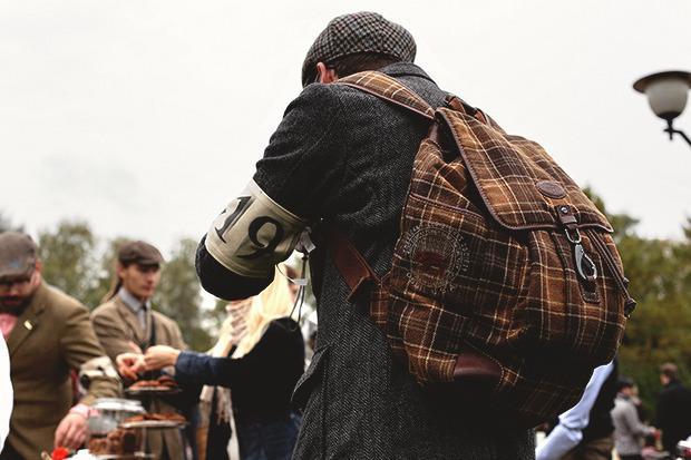 Детали: Репортаж с велозаезда Tweed Ride Moscow. Изображение № 35.