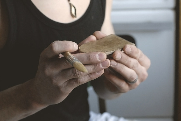 Обувь своими руками: Как сделать ботинки мечты в домашних условиях. Изображение № 36.