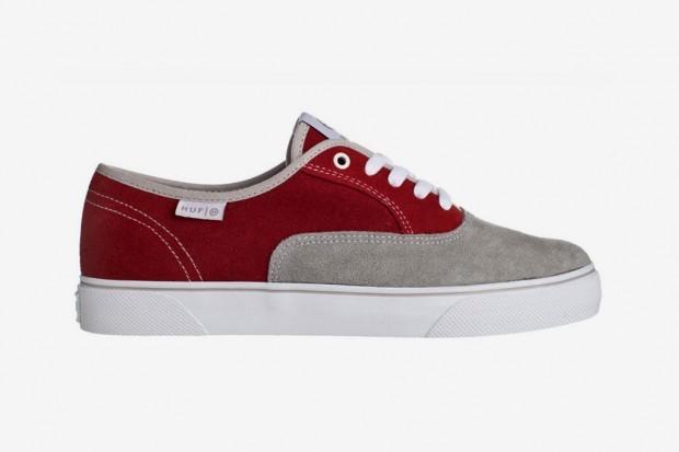 Калифорнийская марка Huf выпустила новый лукбук и весеннюю коллекцию обуви. Изображение № 16.
