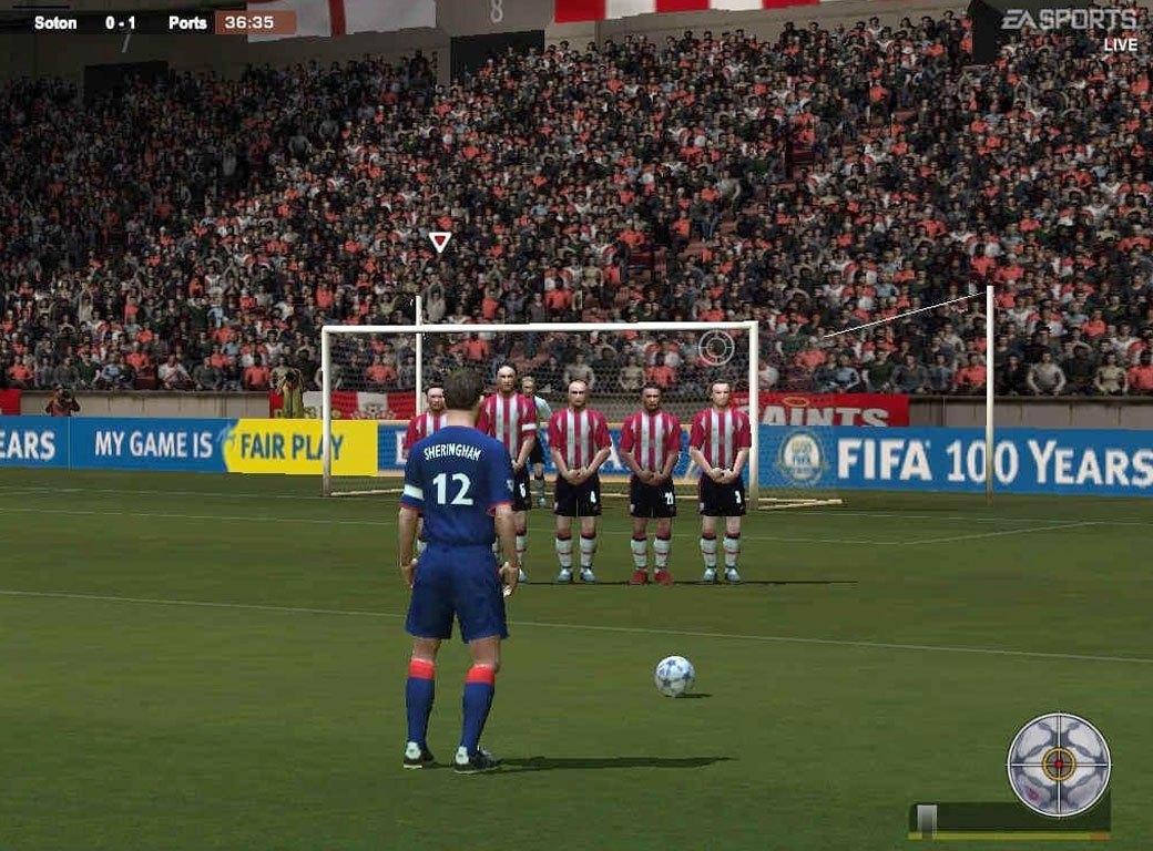Потрачено: Как эволюционировали футбольные симуляторы. Изображение № 10.