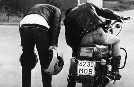 Мототур длиною в жизнь: Книга о советских субкультурах и постсоветской реальности. Изображение № 23.
