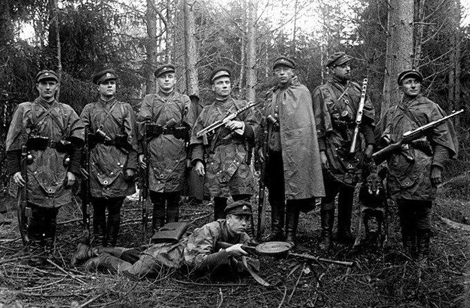 Последний герой: Солдаты, продолжавшие сражаться после окончания войны. Изображение № 3.