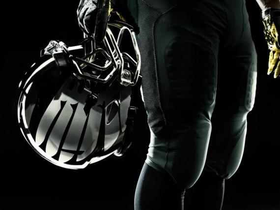 Футуристичная униформа команды Oregon Ducks. Изображение № 8.