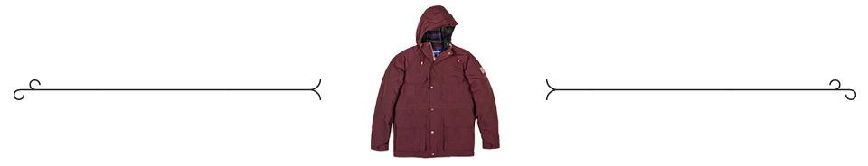 Фотоувеличение: Осенние куртки под промышленным микроскопом. Изображение №20.