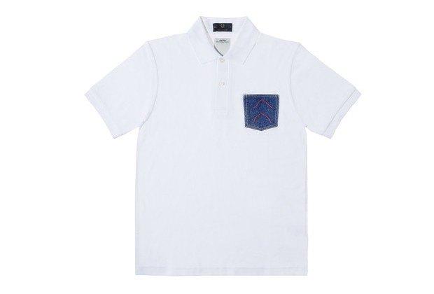 Марка Fred Perry и магазин Dover Street Market представили совместную коллекцию рубашек поло. Изображение № 2.